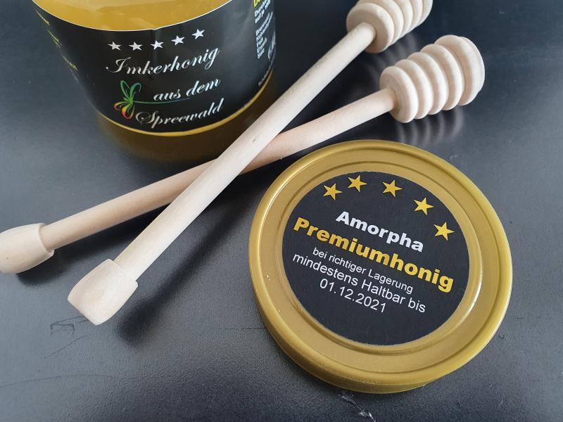 Premiumhonig mit Amorpha